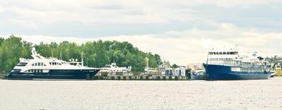 港口 库存照片