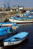 港口sozopol 免版税库存照片