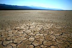 渴的沙漠 免版税库存图片