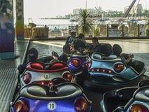 游乐园在蒙得维的亚 免版税图库摄影