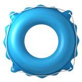 游泳圆环 免版税库存照片