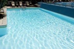 游泳场 库存图片