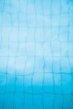 游泳池背景底部  免版税库存照片