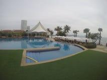游泳池芭达亚 免版税库存图片