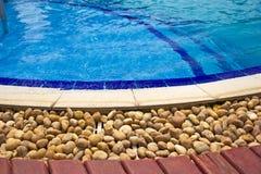 游泳池11 库存图片