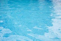 水游泳池 库存图片