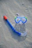 游泳齿轮 库存图片
