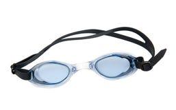 游泳玻璃 库存图片