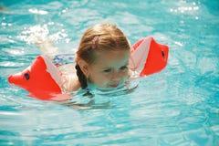 游泳 库存照片