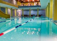 游泳pool_098 免版税库存照片