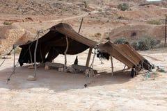 游牧人帐篷 免版税库存图片