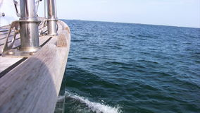 游艇在海 股票录像