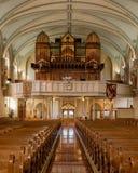 游览教会圣马丁  免版税库存照片