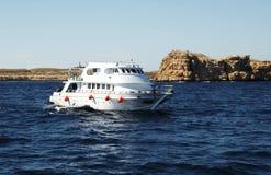 游览红海 免版税库存照片