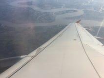 湄公河三角洲,越南 免版税库存图片