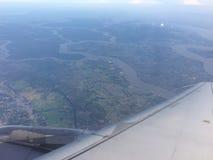 湄公河三角洲,越南 库存照片