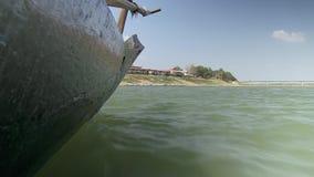 湄公河,柬埔寨 股票视频