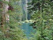 湖二十二 库存照片