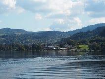 湖在热拉尔德梅 库存照片