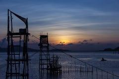湖宋卡,泰国 免版税图库摄影