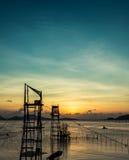 湖宋卡,泰国 免版税库存图片