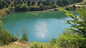 湖本质上和消遣旅游业 免版税库存图片