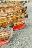 湖温德米尔 免版税库存图片