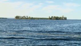 湖的钓鱼者 影视素材