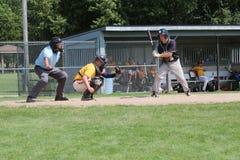 湖西南分部棒球土地  免版税图库摄影