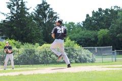 湖西南分部棒球土地  免版税库存照片