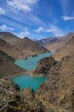 湖西藏 库存照片