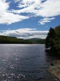 湖边1 库存图片
