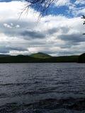 湖边2 图库摄影