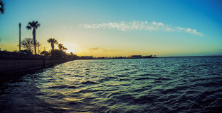湖门罗佛罗里达 免版税库存照片