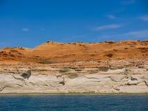 湖鲍威尔 库存图片
