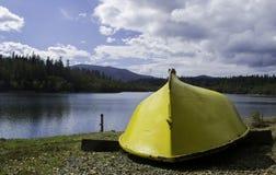 湖Bajer,克罗地亚 库存照片