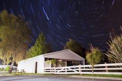 湖Matheson,新西兰 库存图片