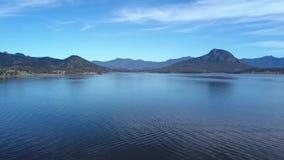 湖Moogerah在昆士兰 影视素材