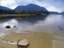 湖muckross 库存照片