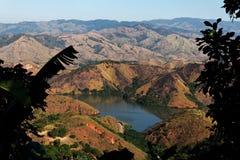 湖petropolis路 库存图片