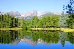 湖sprague 免版税库存图片