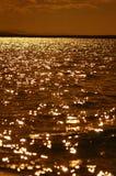 湖titicaca 图库摄影