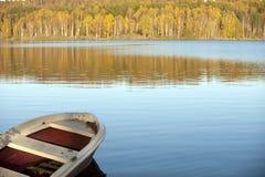 湖Vlasina塞尔维亚 免版税库存照片