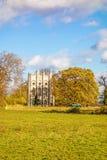 湖Wannsee, Pfaueninsel,柏林 库存照片