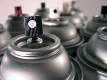 湿剂罐头 库存照片