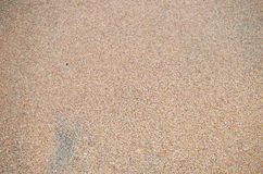 湿沙子 库存图片