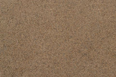 湿的沙子 纹理 库存图片