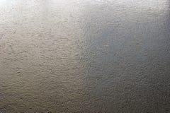 湿的沥青 免版税库存图片