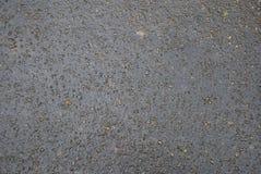 湿的沥青 库存照片