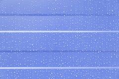 湿的金属 免版税库存图片